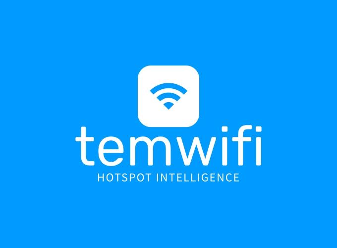 temwifi logo design