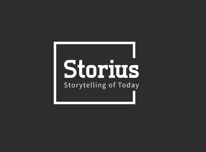 Storius logo design