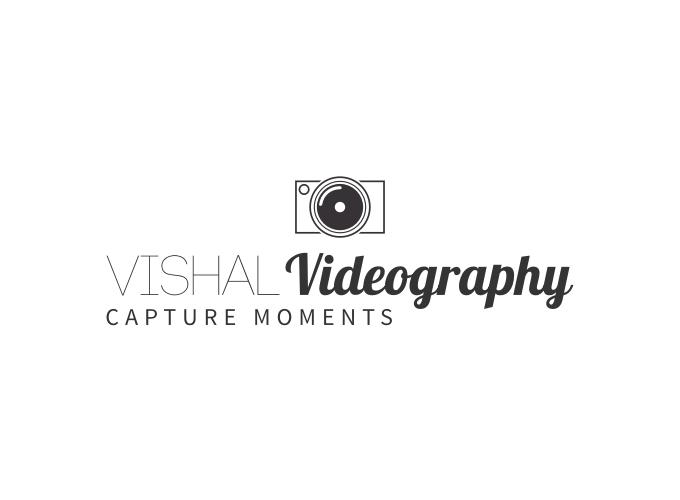 Vishal Videography logo design