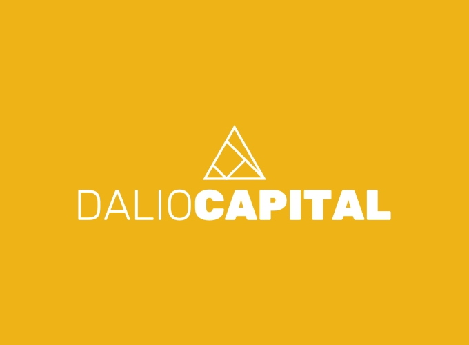 DALIO CAPITAL logo design
