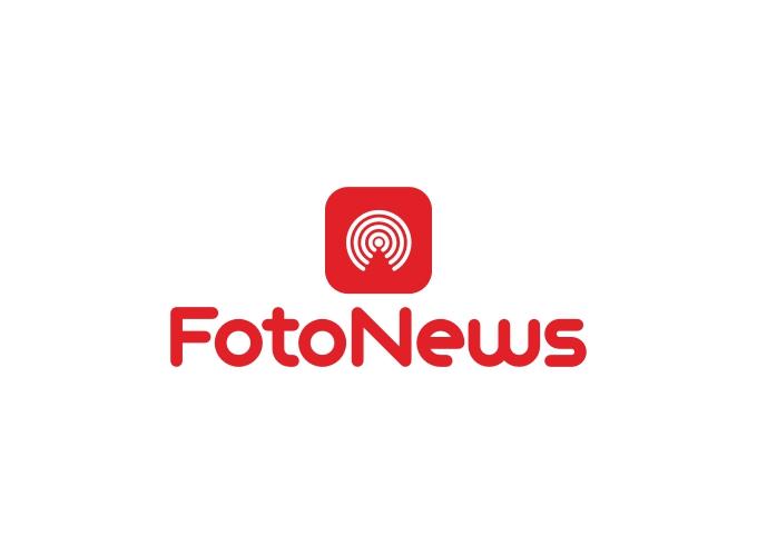 FotoNews logo design