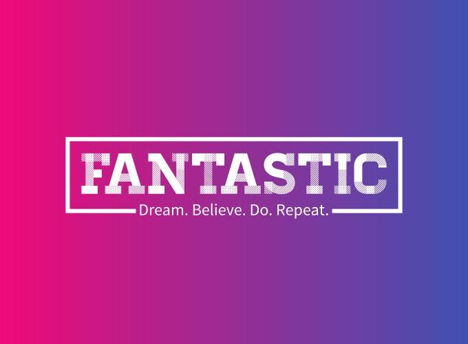 FANTASTIC logo design
