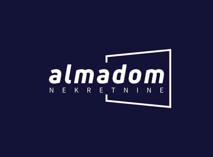 almadom logo design