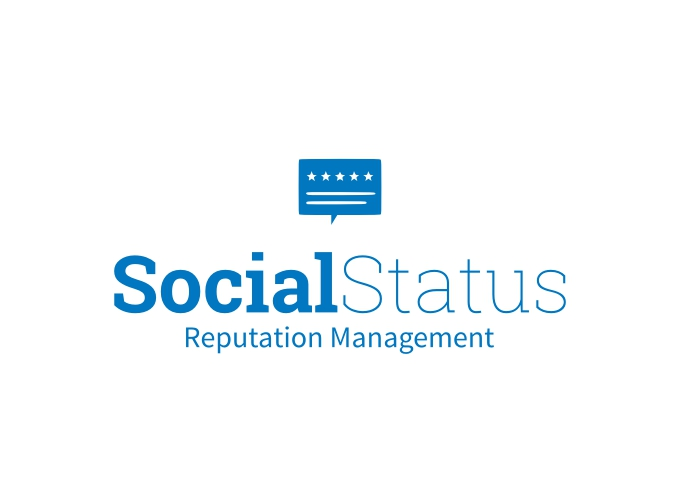 Social Status logo design