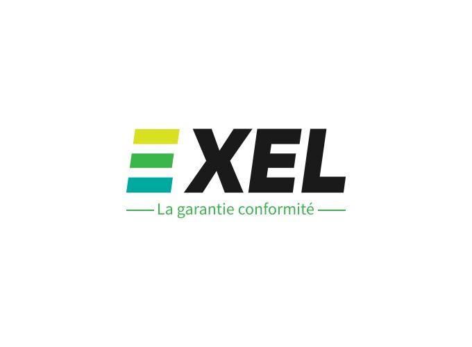 Exel logo design