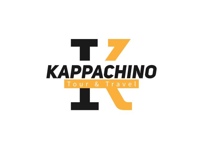 Kappachino logo design