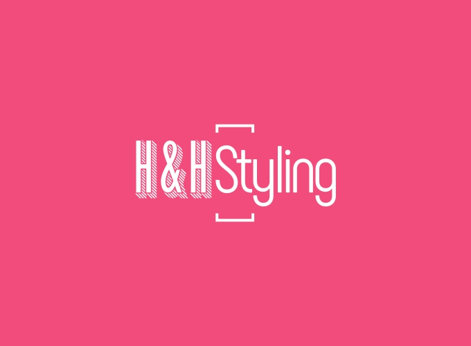 H&H Styling logo design
