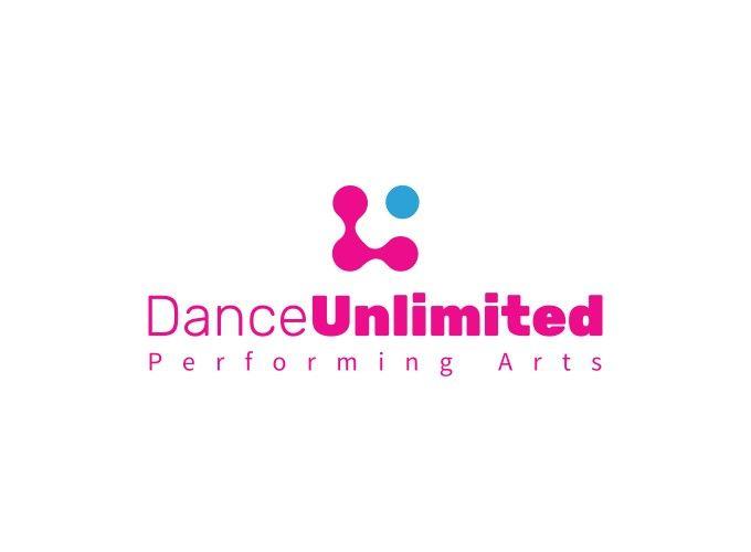 Dance Unlimited logo design