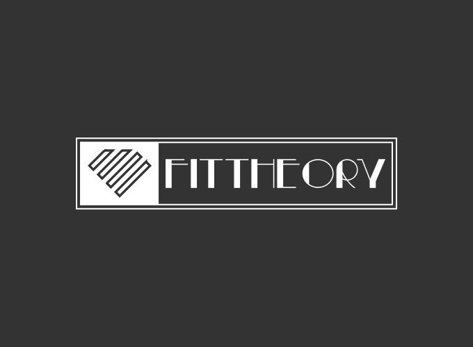 FitTheory logo design