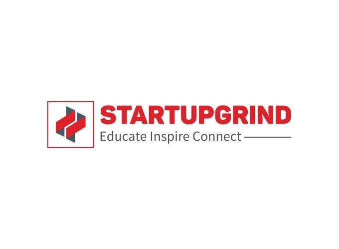 StartupGrind logo design