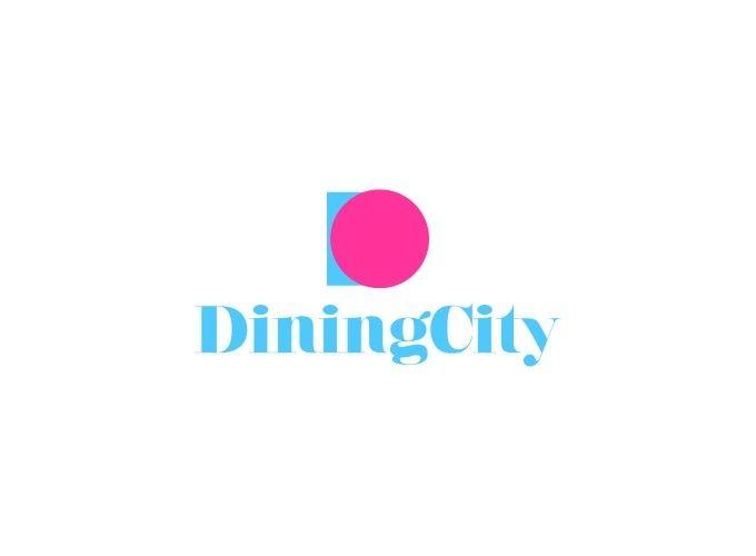 DiningCity logo design