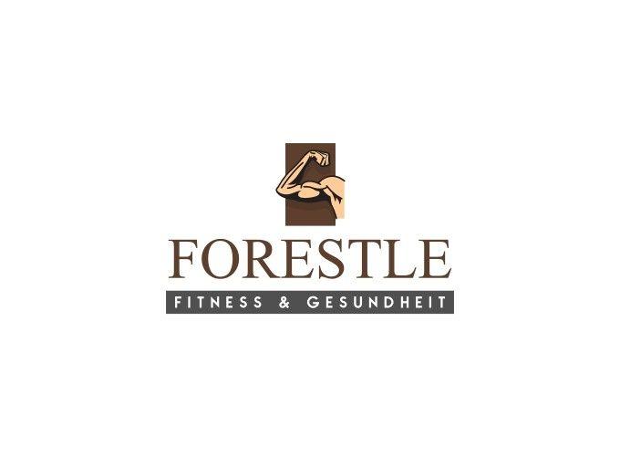FORESTLE logo design