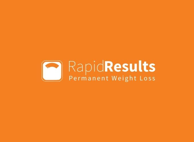 Rapid Results (Beauty & Spa) logo design