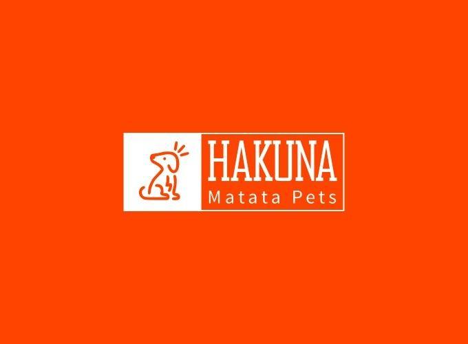 Hakuna logo design