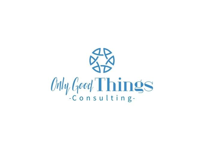 Only Good Things  logo design