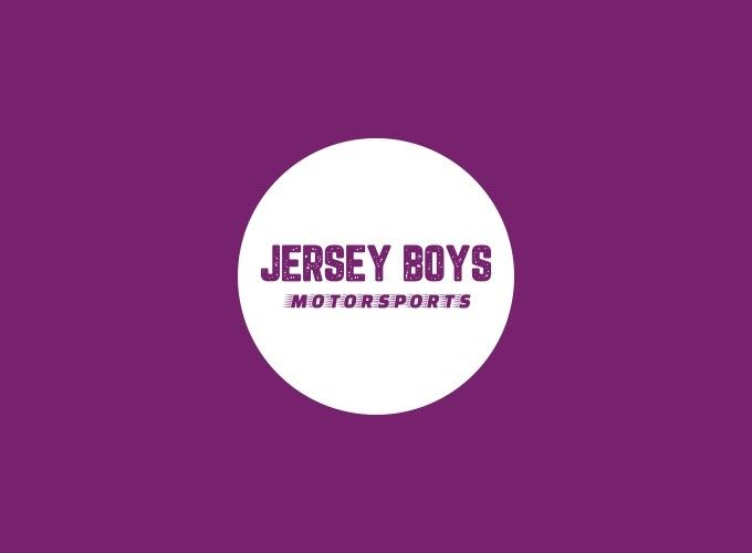 JERSEY BOYS logo design