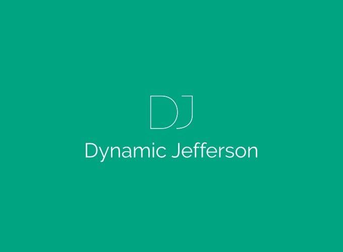 Dynamic Jefferson logo design