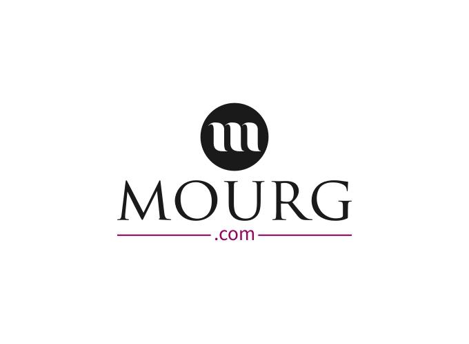 mourg logo design