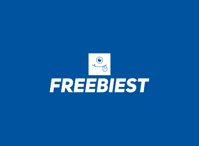 FreeBiest logo design