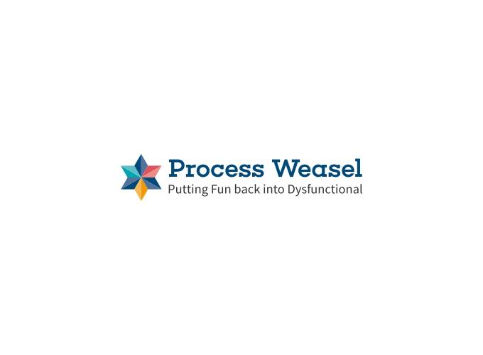 Process Weasel logo design