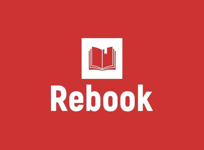 Rebook logo design