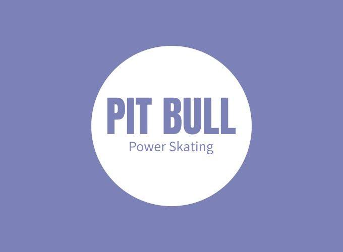 PIT BULL logo design