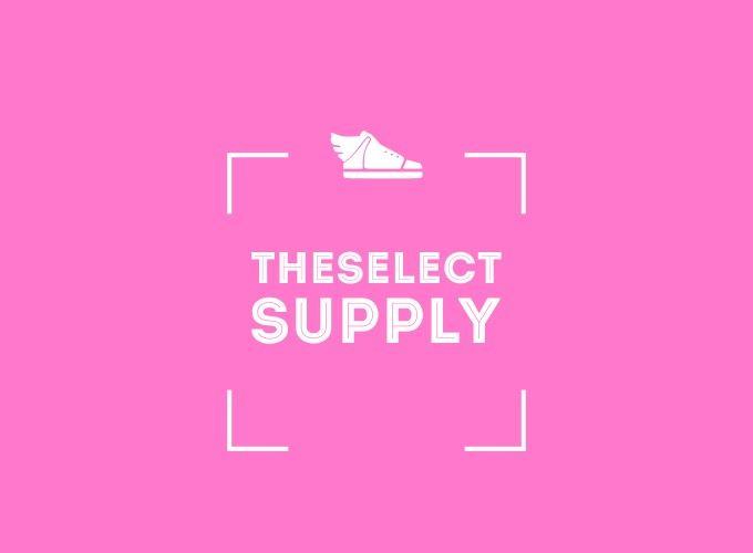 TheSelect Supply logo design