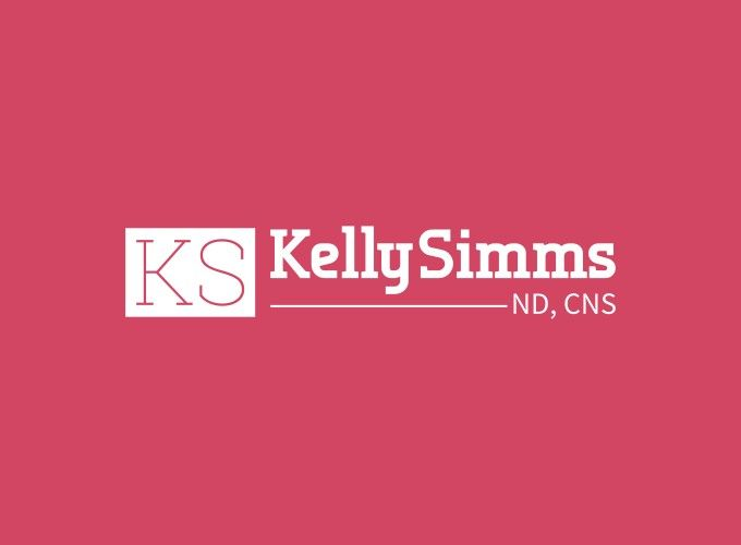 Kelly Simms logo design