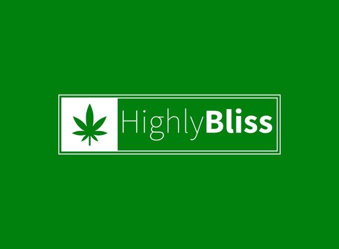 Highly Bliss logo design