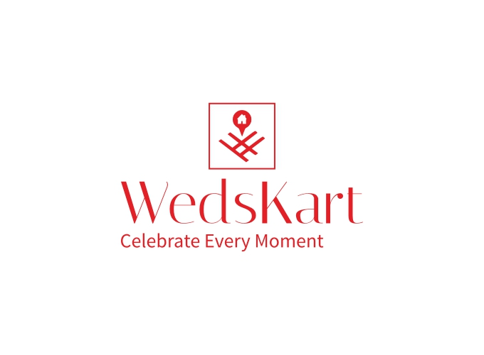 WedsKart logo design