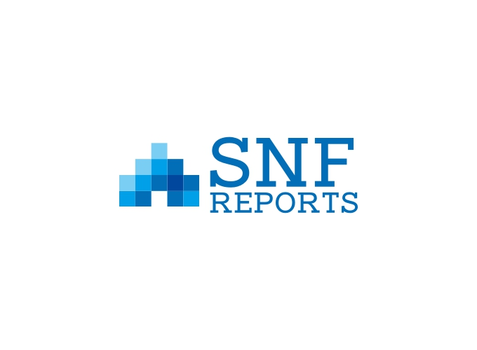 SNF Reports logo design