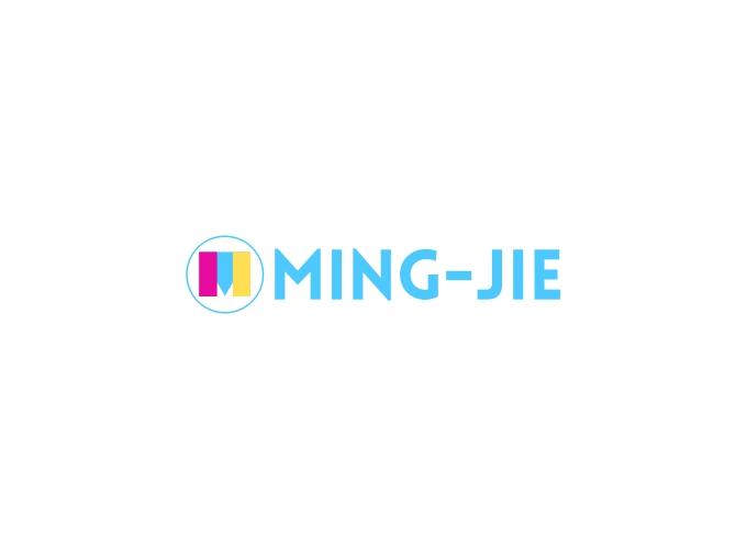 Ming-Jie logo design