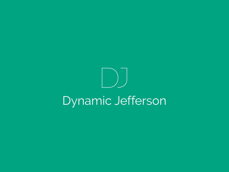 Dynamic Jefferson -