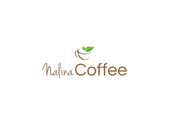 Nalina Coffee logo design