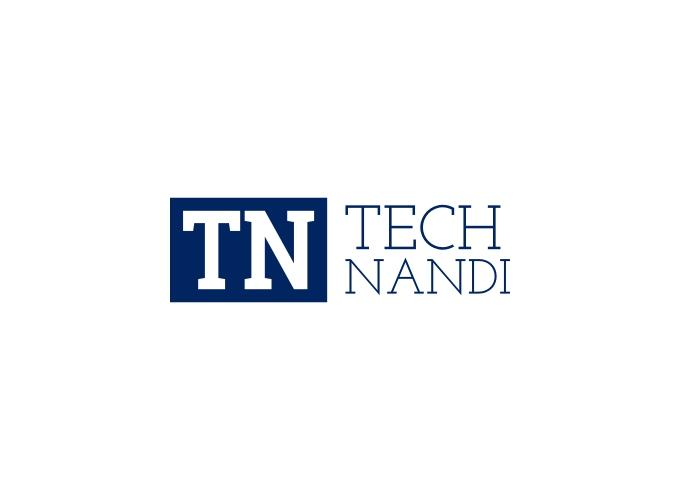 Tech Nandi logo design