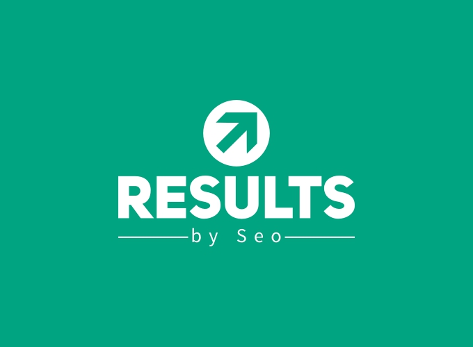 Results logo design