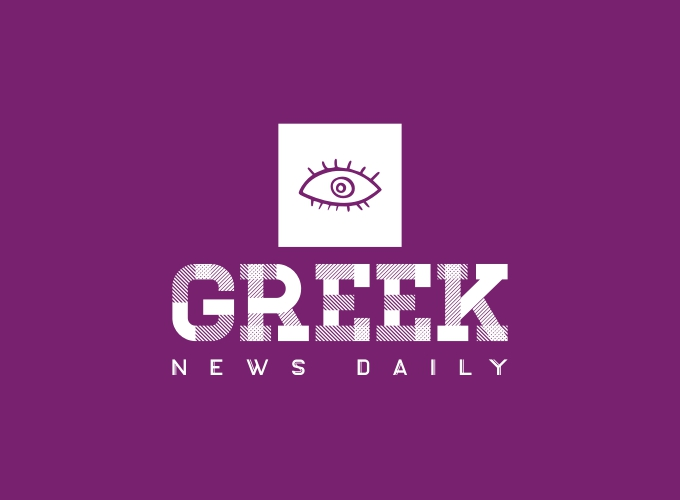 Greek logo design