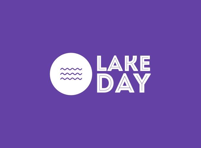Lake Day logo design