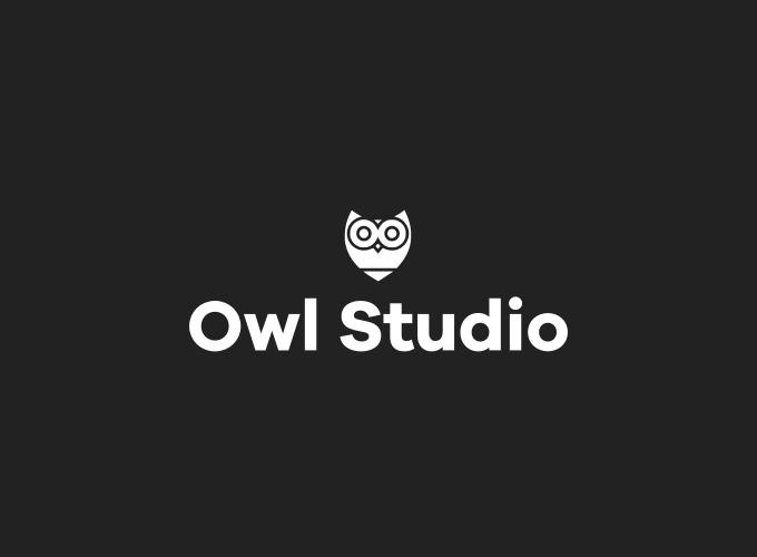 Owl Studio logo design