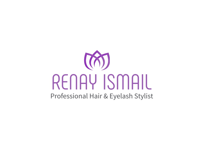 RENAY ISMAIL logo design