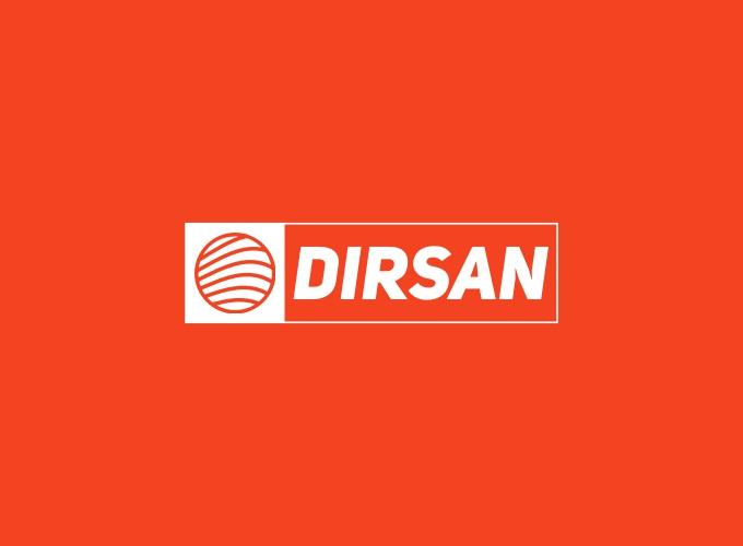 dirsan logo design