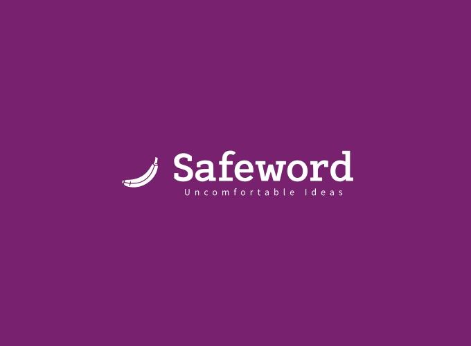 Safeword logo design
