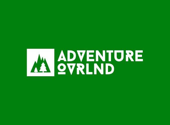 ADVENTURE OVRLND logo design