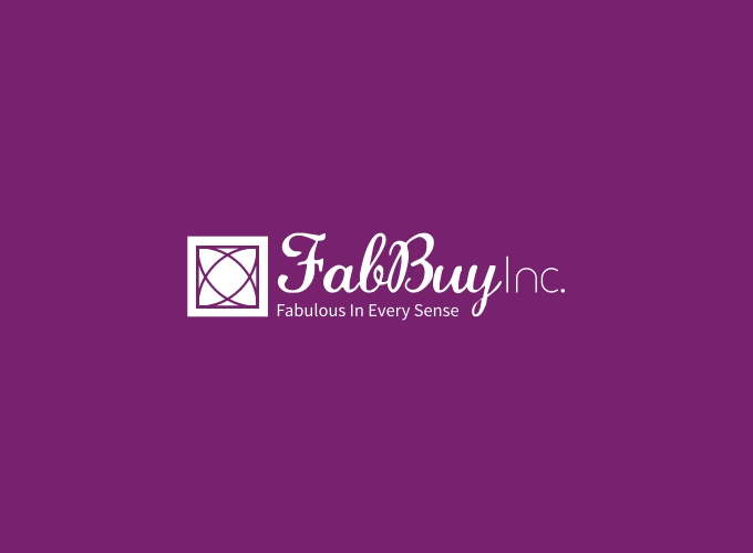 FabBuy Inc. logo design