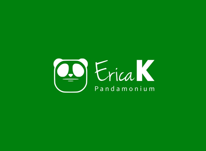 Erica K logo design