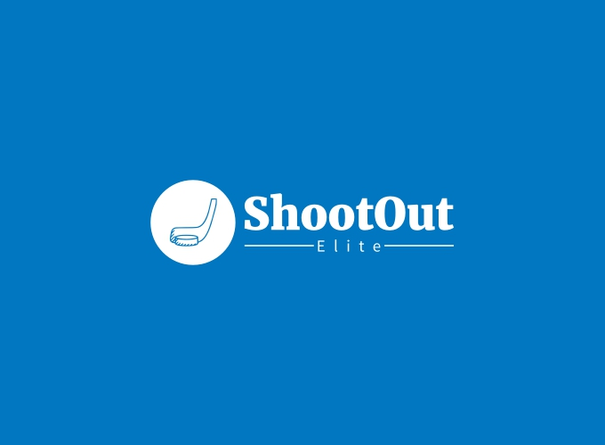 ShootOut logo design