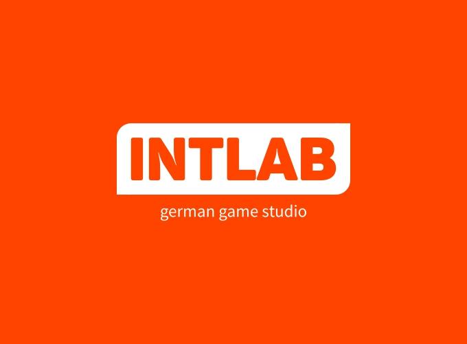 INTLAB logo design