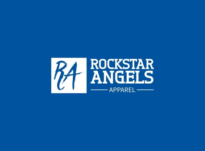 Rockstar Angels logo design