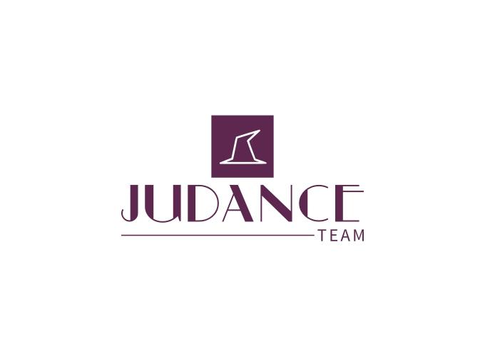 JUDANCE logo design