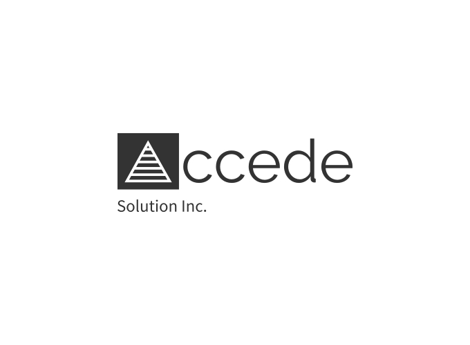 Accede logo design